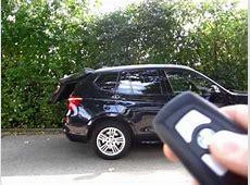 Automatisch öffnende Heckklappe BMW X3 F25 Kofferraum