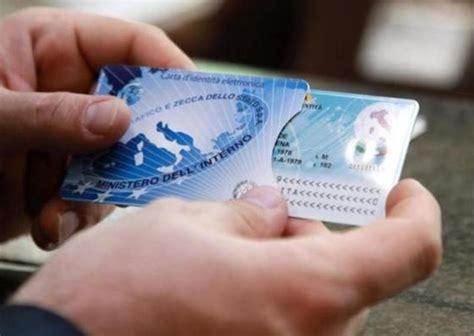 Comune Di San Severo Ufficio Anagrafe - foggia le modalit 224 di rilascio della carta di identit 224