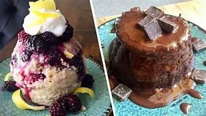 5 insanely delicious protein mug cakes