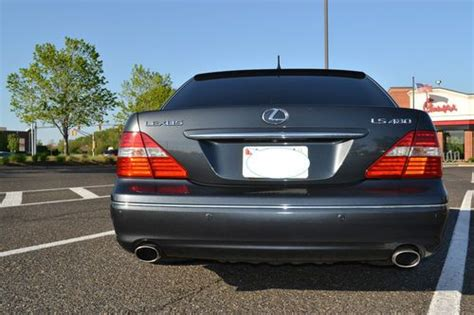 Buy Used Ls 430 Ultra Luxury With Pre Collision, Vip, Bc
