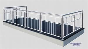 franzosischer balkon md 03p pulverbeschichtet weiss With französischer balkon mit beleuchtung für den garten