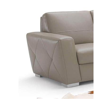 modern italian leather sofa dreamfurniture com 953 modern italian leather sofa set