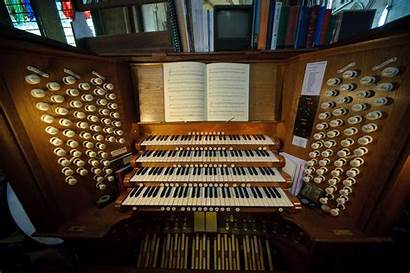 Organ Wallpapers Cathedral Salisbury Console Pipe Organs