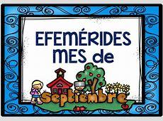 Efemérides septiembre 2017 1 Imagenes Educativas