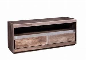 Tv Board Sheesham : tv board smoked oak sheesham palisander 120x40x50 cm modern ~ Indierocktalk.com Haus und Dekorationen