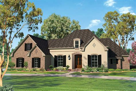 Flexible Acadian House Plan With Bonus Room