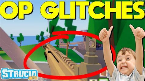 tested op glitches  strucid insane roblox youtube