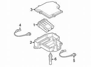 2004 Volkswagen Passat Wagon Spark Plug  1 8 Liter  2 0
