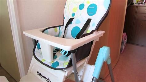 chaise haute occasion bébé chaise haute babymoov slim highchair baby