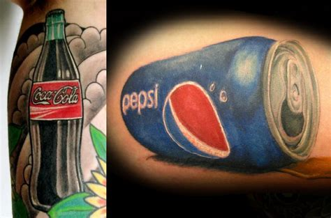 soda pop tattoos tattoocom