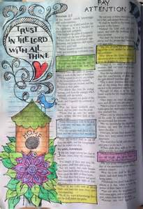 Free Printable Art Journaling Bible