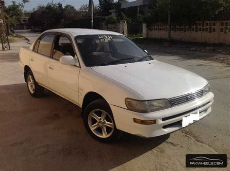 1994 Toyota For Sale by Used Toyota Corolla Se Limited 1994 Car For Sale In