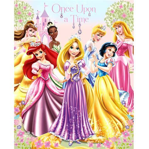 chambre barbapapa poster princesse quot il était une fois quot de disney 40 x 50