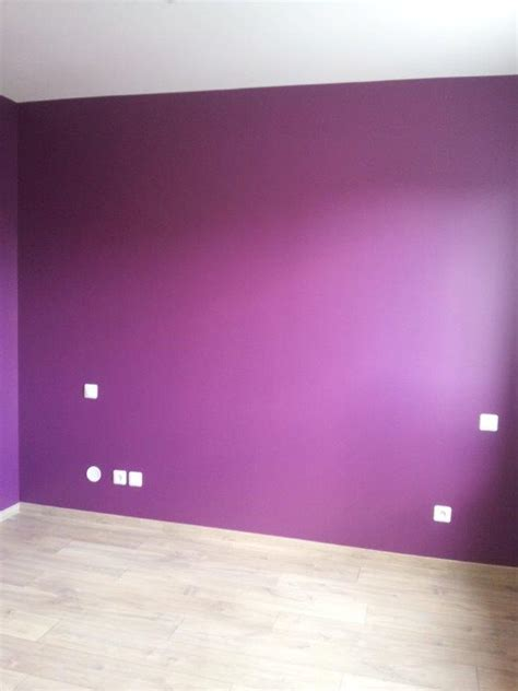 décoration de la chambre parentale peinture couleur