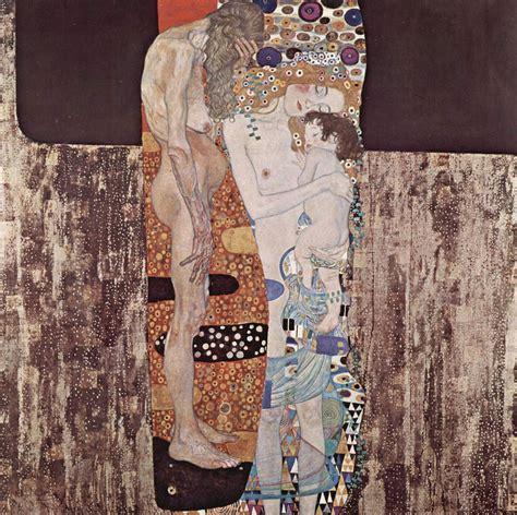 La Klimt - las tres edades de la mujer la enciclopedia libre