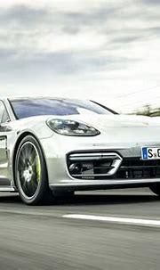 Porsche Panamera hybrid review | DrivingElectric