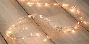 Warm White Fairy Lights Tiny White LEDs String Lights