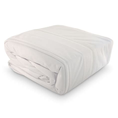 new protect a bed allerzip encased mattress protector king