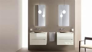 Idée Meuble Salle De Bain : meuble salle de bain en couleur 25 id es charmantes ~ Teatrodelosmanantiales.com Idées de Décoration