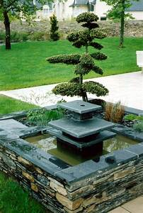 Fontaine Cascade Bassin : bassins fontaines cascades puits paysagiste angers ~ Premium-room.com Idées de Décoration