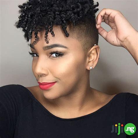 25 easy natural hairstyles for short hair jiji ng blog