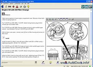 Opel Tis 2011 Eng Repair Manual Order  U0026 Download