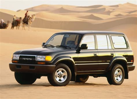 classic land cruiser curbside classic 1997 toyota land cruiser 40th