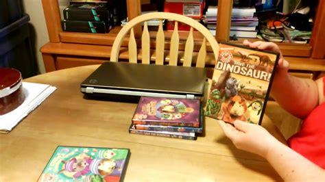 My Wonder Pets Dvd Collection!