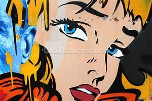 Pop Art Wallpaper Wall Mural