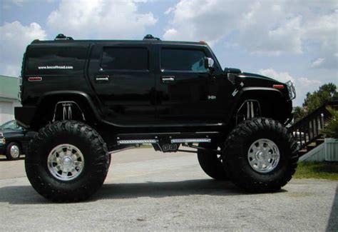 monster hummer unusual monster truck