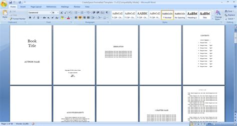 createspace interior templates how to build a book cover illustrated guide liam s desk
