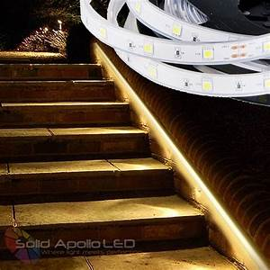 Led light design outdoor led light strips white remote for Outdoor low voltage led light strips