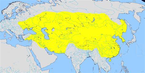 Mongol Empire A.D. 1280 by Sharklord1 on DeviantArt