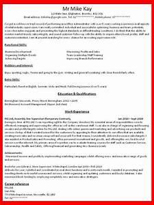 look at my resume