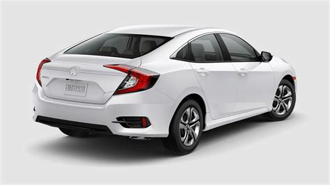 What Are The 2017 Honda Civic Sedan Color Options?