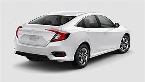 2017 Honda Civic Sedan color options