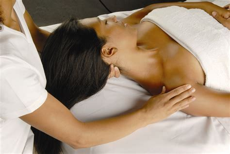 Therapeutic Massage Chair by Relaxation Swedish Massage Laser Therapy And Massage