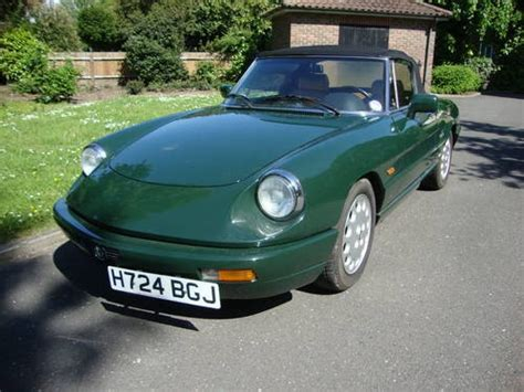 1991 Alfa Romeo Spider For Sale by For Sale 1991 Alfa Romeo Spider S4 Classic Cars Hq