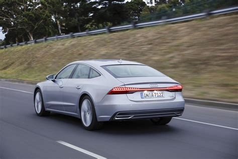 Audi A7 Sportback (2018) International Launch Review