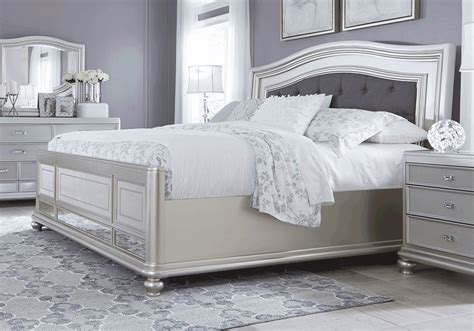 coralayne king bed louisville overstock warehouse
