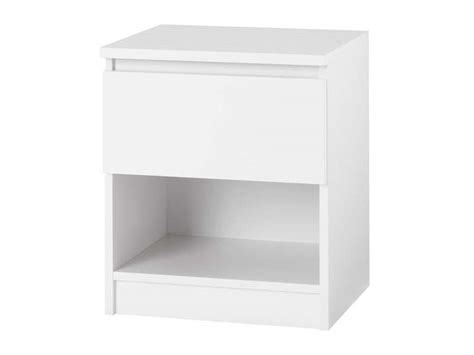 table chevet blanche chevet solde table basse et pliante