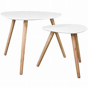 Table Basse Gigogne Scandinave : 49 tables basses designs ~ Voncanada.com Idées de Décoration