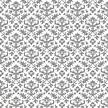 Grey/White Damask   Luvly   Paper background design, White ...