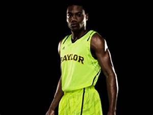 These Neon Yellow Uniforms Baylor Will Wear For The NCAA