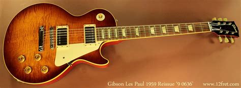 gibson les pauls at the twelfth fret