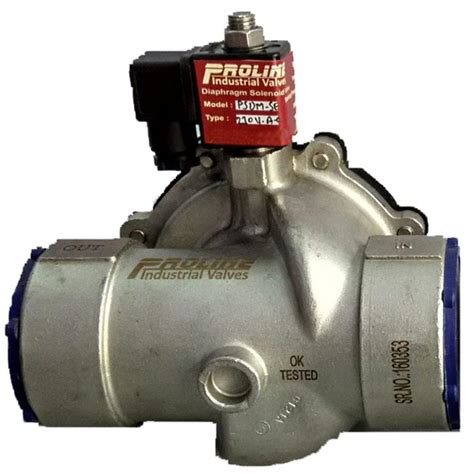 pneumatic diaphragm operated solenoid valve suppliers manufacturers india