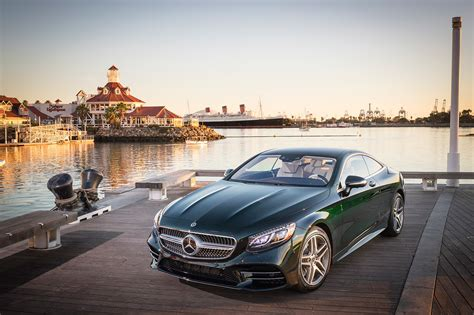 Mercedes S Class Coupe Review by Mercedes S Class Coupe 2018 Review Car Magazine