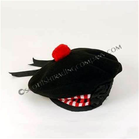 scottish hat balmoral glengarry  scottish trading
