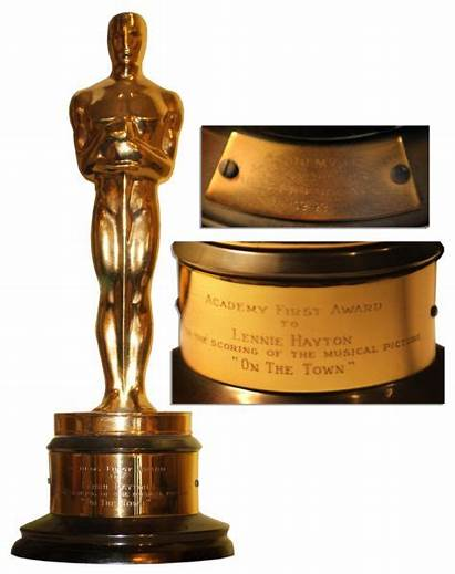 Oscar Academy Statue Award Musical Gene Sinatra