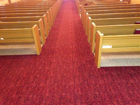 church refurbishment  carpet paint wood paneling